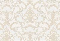 """Обои флизелиновые  """"С классическими узорами \ Барокко"""" в гостиную, светло-бежевые, 1 Х 10 – Vinil 4-0424"""