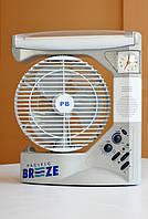 Вентилятор - Pacific Breeze 6 in 1 EL-2102 ВЕНТИЛЯТОР, ЛАМПА,FM-РАДИОПРИЕМНИК ЧАСЫ ОТПУГИВАТЕЛЬ НАСЕКОМЫХ