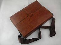 Сумка 8809-3-12 коричневая