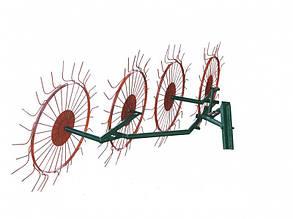 Грабли-ворошилки (Солнышко) толщина граблинной проволоки 5 мм Агромарка
