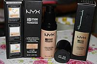 Тональный крем NYX HD Studio, фото 8