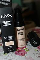 Тональный крем NYX HD Studio, фото 9