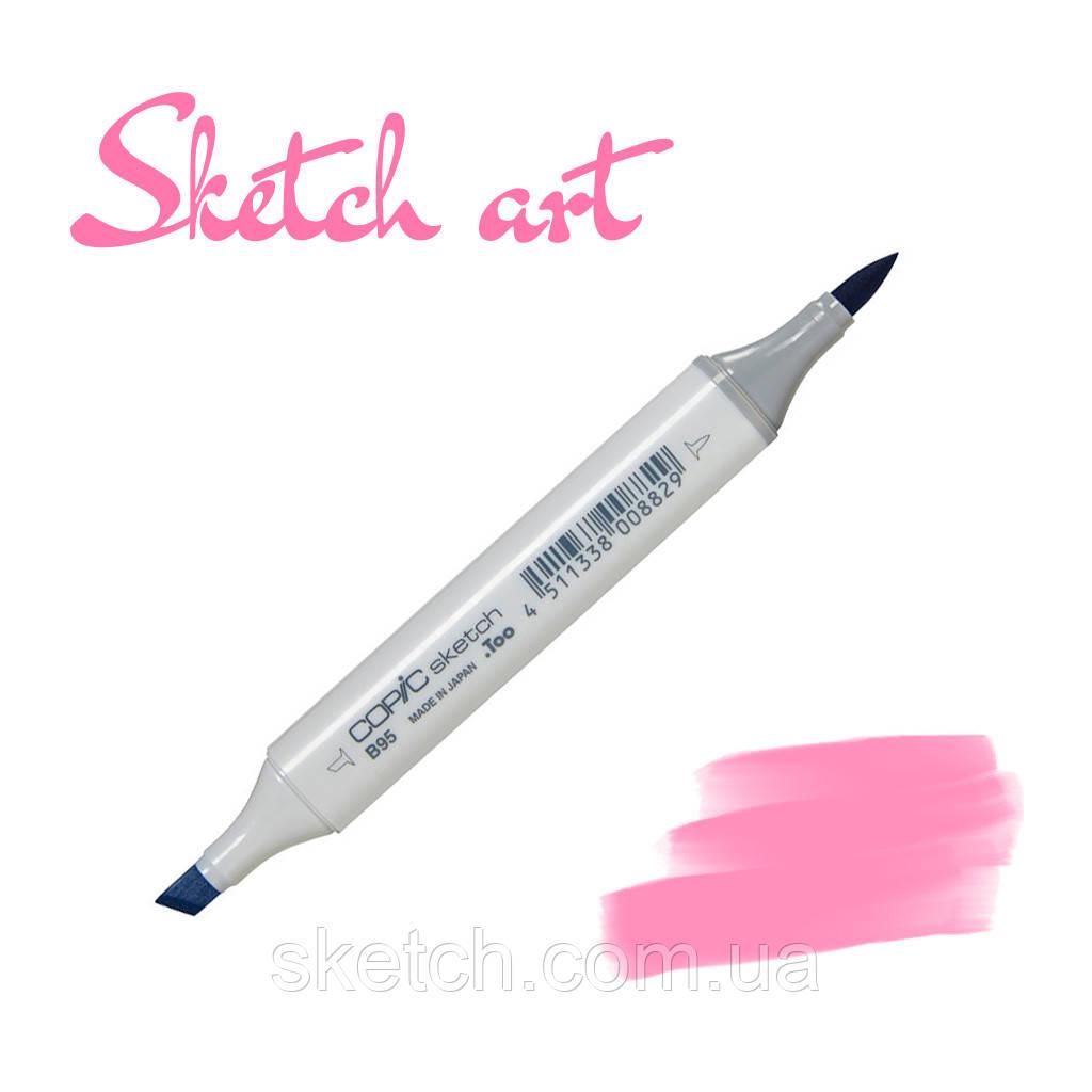 Copic маркер Sketch, #RV-55 Hollyhock
