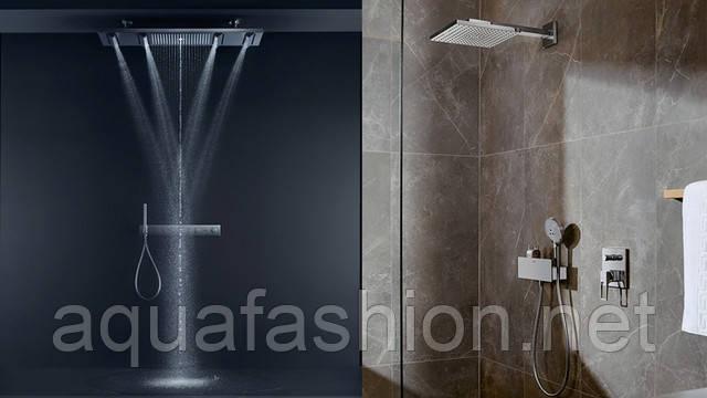 душевой комплект с верхним душем