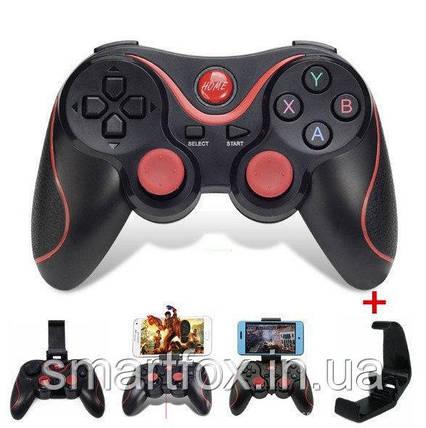 Игровой манипулятор (джойстик) S600/Т3/S5 под телефон/планшет/смарт ТВ, фото 2