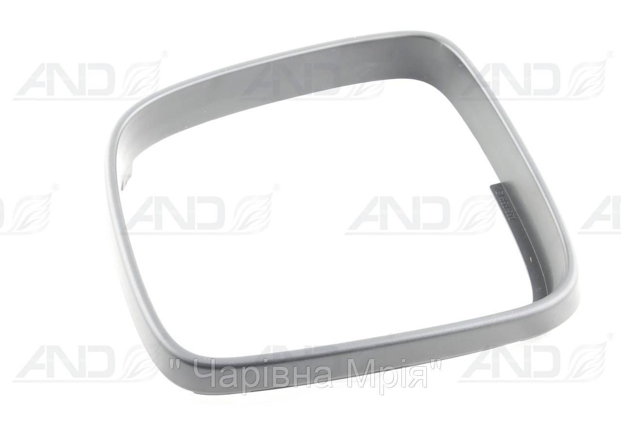Накладка зеркала средняя Volkswagen, Audi, Skoda 7E18585539B9