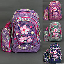 Рюкзак школьный каркасный Fashion Style