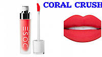 Шикарная жидкая матовая помада Dose Of Colors Coral Crush