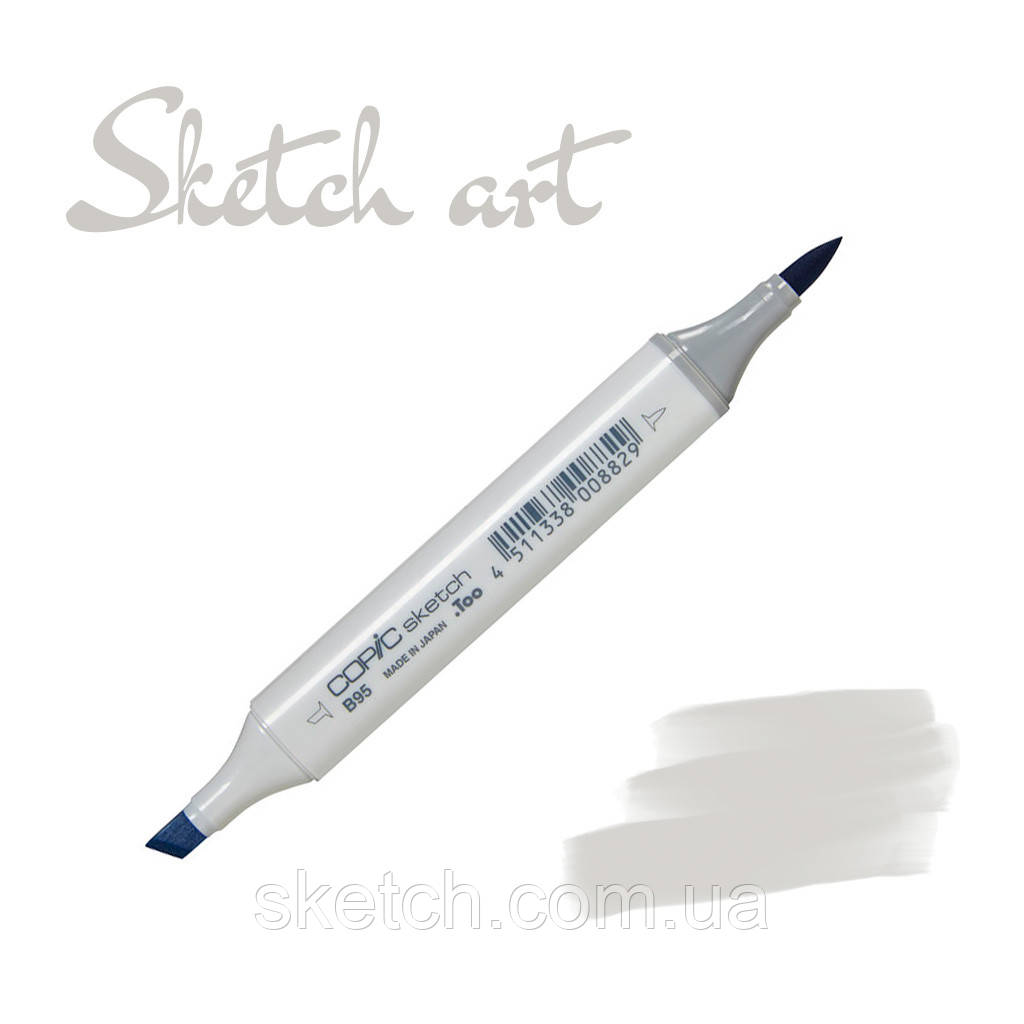 Copic маркер Sketch, #T-4 Toner gray