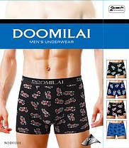 Мужские боксеры стрейчевые из бамбука  Марка  «DOOMILAI» Арт.D-01101, фото 3