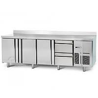 Холодильный стол KTI257#7SBI1212 GGM GASTRO