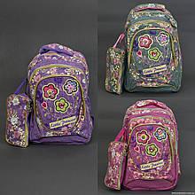 Рюкзак школьный каркасный Little Princess
