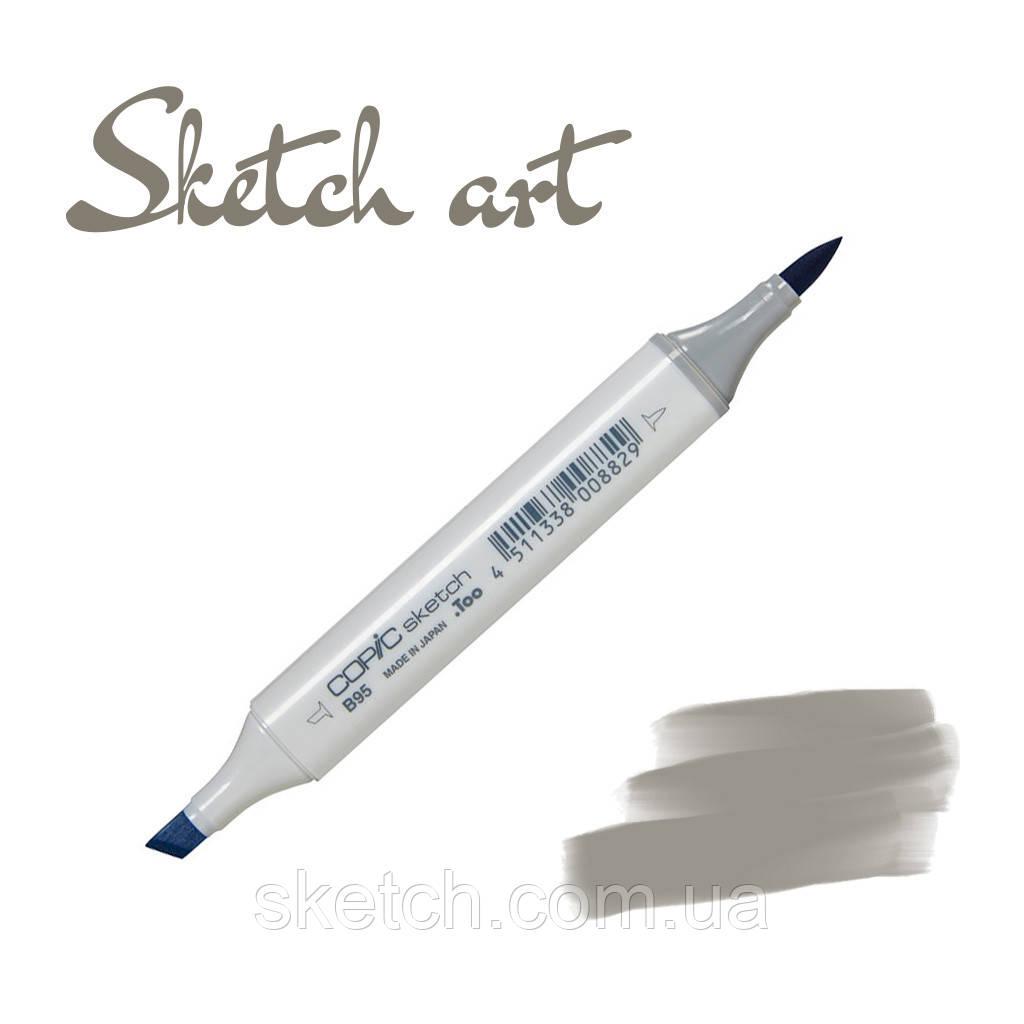 Copic маркер Sketch, #T-7 Toner gray