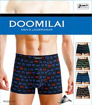 Мужские боксеры стрейчевые из бамбука  Марка  «DOOMILAI» Арт.D-01105, фото 3