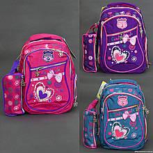 Рюкзак шкільний каркасний Girls Style
