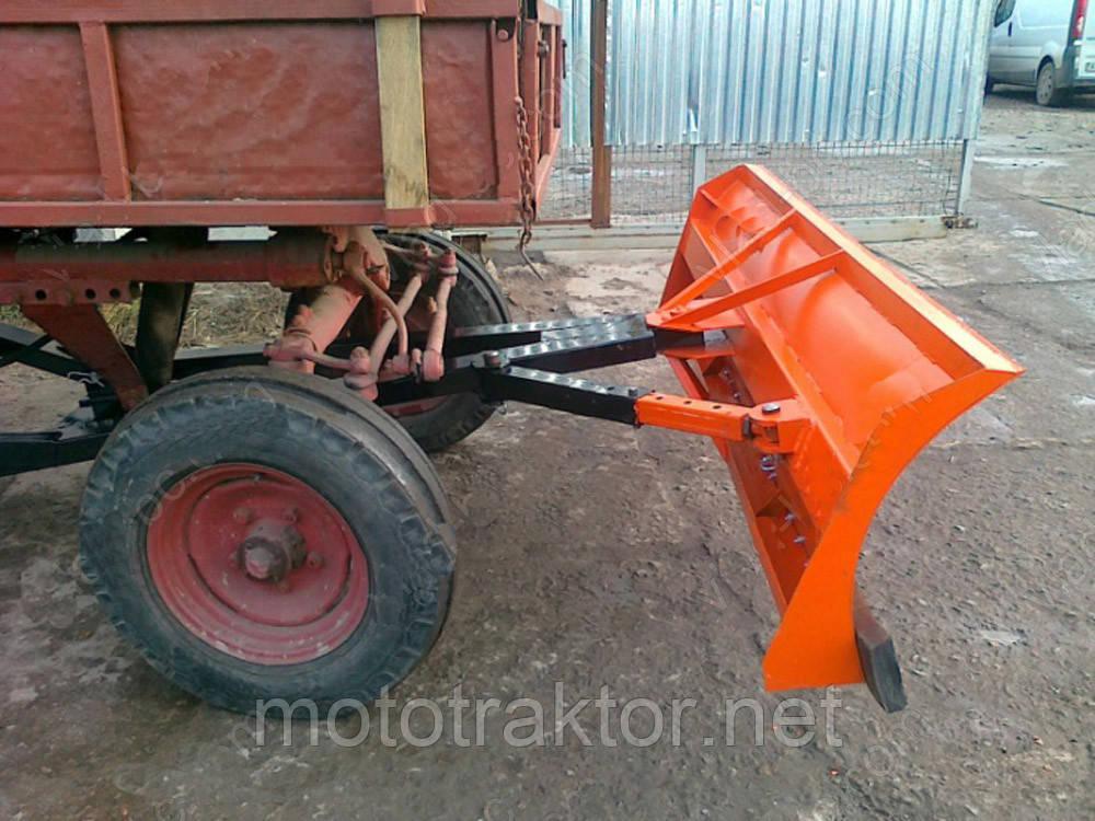 Отвал снегоуборочный для трактора Т-16 лопата отвал 2 м