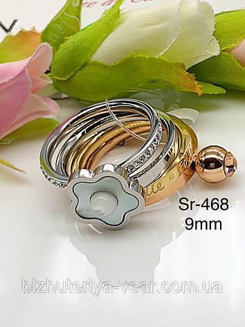 Кольцо Sr-468(6,7,8,9), фото 2