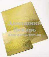 Подложка золото/серебро 350*450 прямоугольная