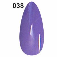 Гель-лак для ногтей Christian №38