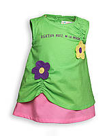 Платье летнее для девочки 6, 9, 12 мес, AgathaBaby