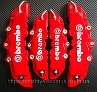 Накладки на суппорта Brembo для Honda