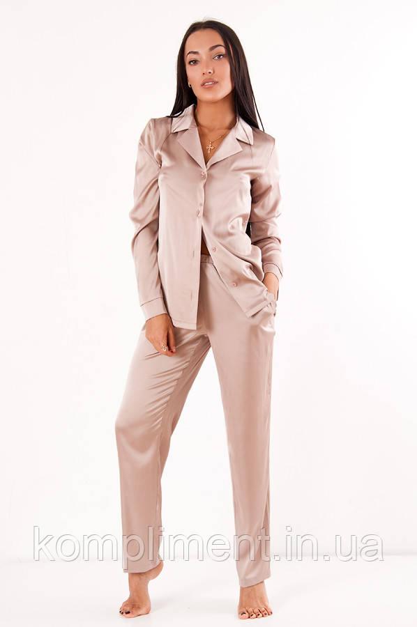 Пижама женская Молли DONO, бежевый