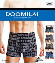 Мужские боксеры стрейчевые из бамбука  Марка  «DOOMILAI» Арт.D-01096, фото 3