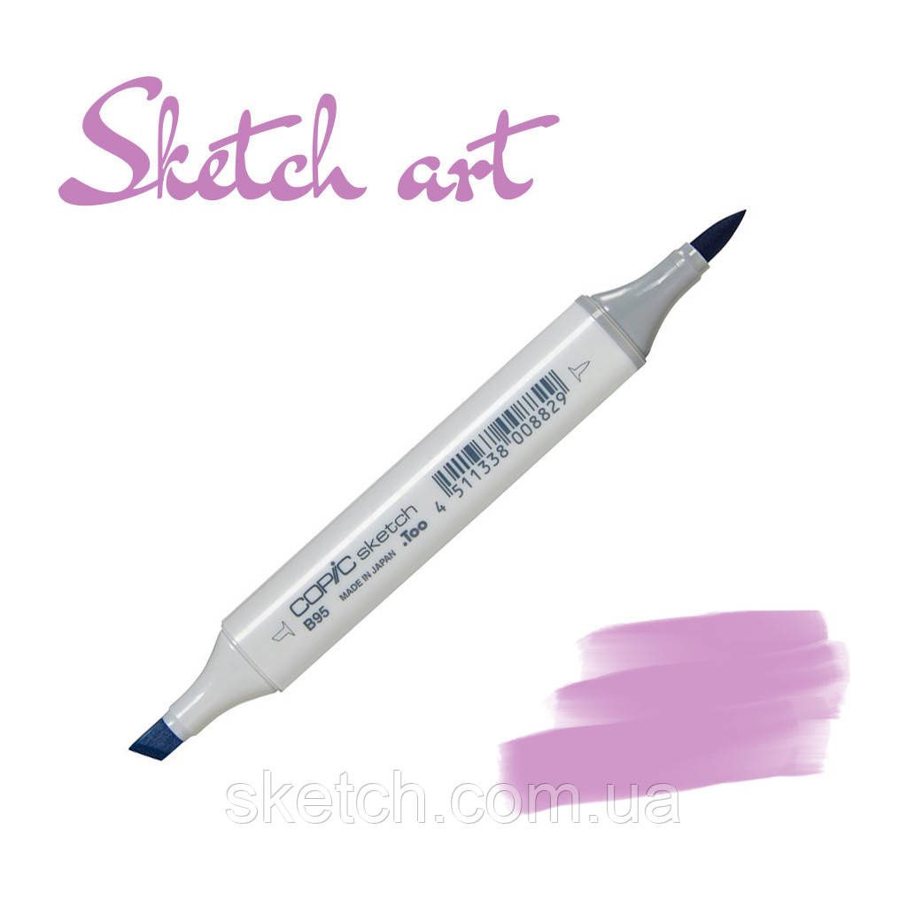 Copic маркер Sketch, #V-15 Mallow