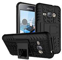 Бронированный чехол (бампер) для Samsung Galaxy J1 2016 SM-J120 J120F J120H