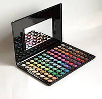 Тени для век МАС 88 оттенков Mac Cosmetics шимерные матовые яркие оттенки теней