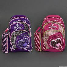 Рюкзак школьный каркасный Latest Style