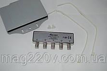 DiseqC 4x1 Eurosky DSW-4130 влагозащищенный в кожухе