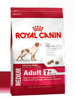 Royal Canin MEDIUM ADULT 7+ 4 кг