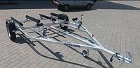 "Верда ""Тандем Мини"" для перевозки двух единиц водной техники длиной до 3,5 метров"