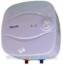 Водонагреватель (Бойлер) на 10 литров электрический Willer PA10R New Optima Mini