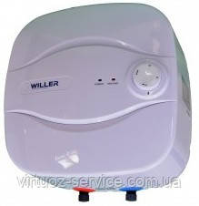 Водонагреватель (Бойлер) на 10 литров электрический Willer PA10R New Optima Mini, фото 2