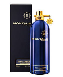Элитная парфюмерия Montale Paris Blue Amber 100 ml (Монталь)