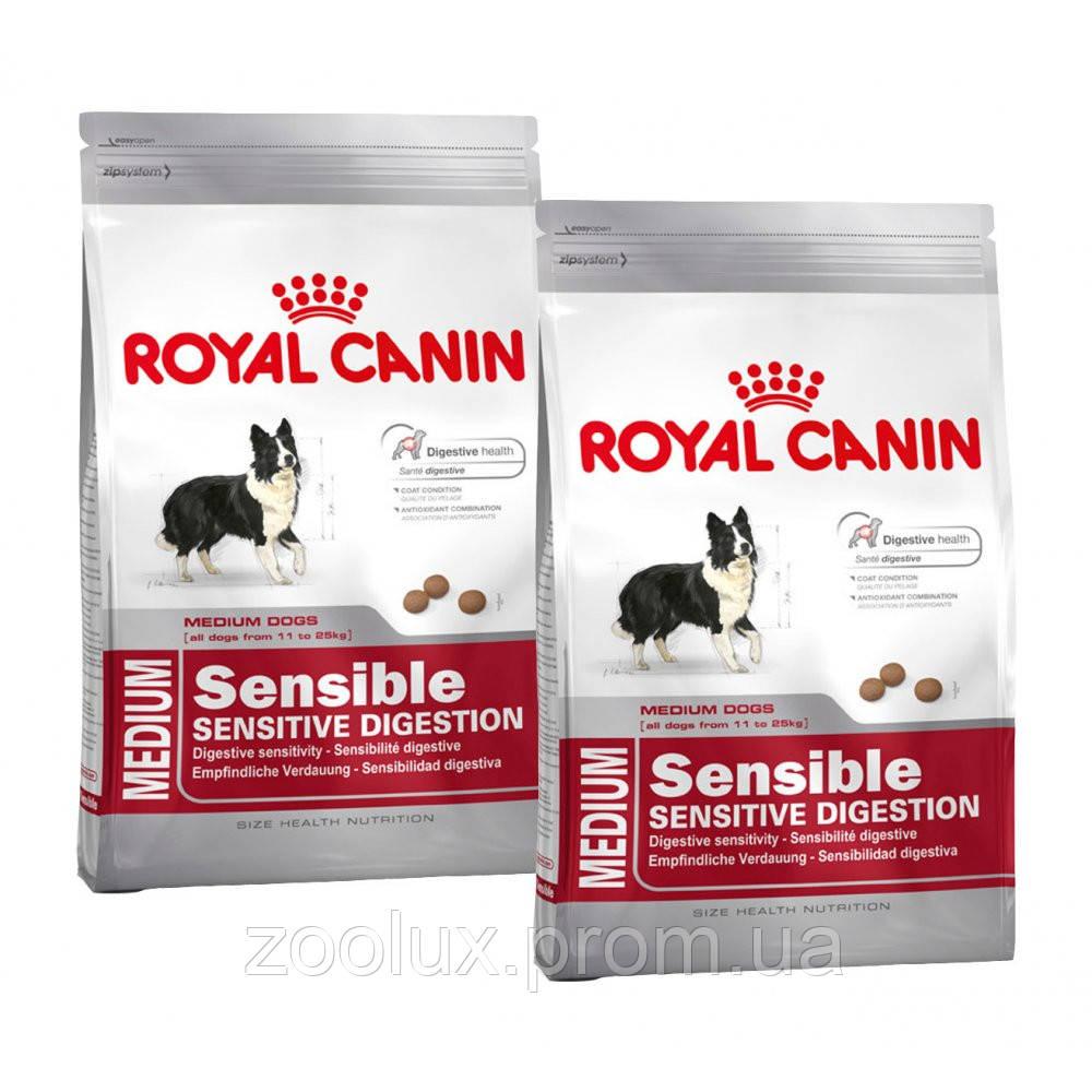 Royal Canin MEDIUM DIGESTIVE CARE3 КГ
