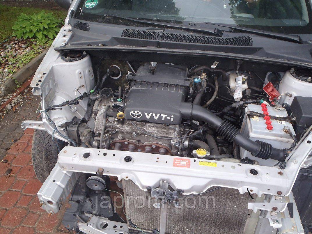 Мотор (Двигатель) Toyota Yaris 1,0 1SZ 1999-2005г