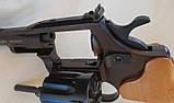Револьвер под патрон Флобера Сафари РФ 431М с буковой рукоятью, фото 4