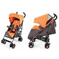 Детская Коляска  прогулочная CARRELO Vento оранжевый