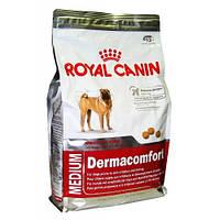 Royal Canin MEDIUM DERMACOMFORT 3 КГ