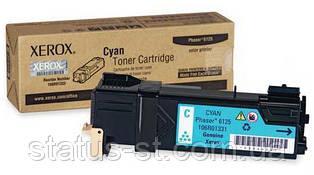 Заправка картриджа Xerox 106R01335 Cyan для принтера Phaser 6125