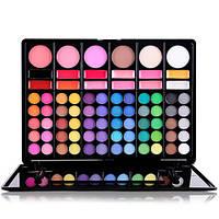 Палитра/палетка ярких теней и румян для макияжа №3 Mac Cosmetics 78 цветов
