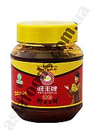 Паста из бобов и красного чили Pixian 500 г, фото 1