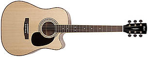 Електро-акустична гітара CORT AD880CE NS