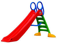 Горка детская пластиковая Mochtoys 2 м