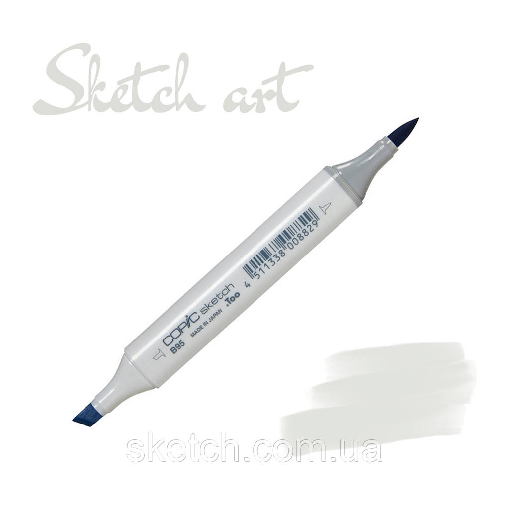 Copic маркер Sketch, #W-3 Warm gray