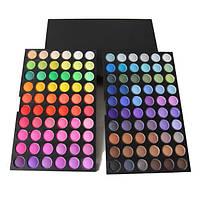 Профессиональная палитра теней 120 №5 Тени для век 120 матовых цветов.