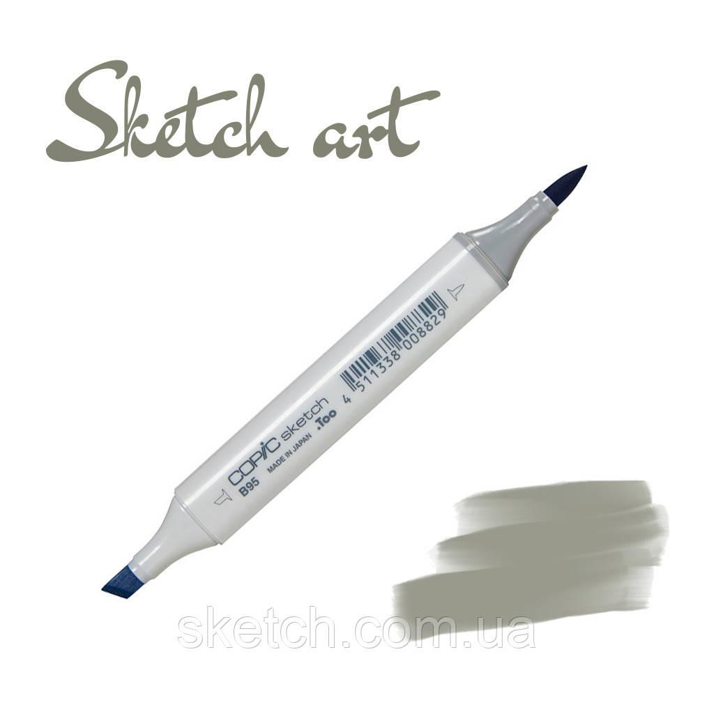 Copic маркер Sketch, #W-7 Warm gray